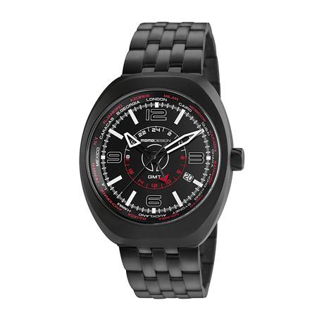 MOMO Design Sport GMT Quartz // MD7001BK-10