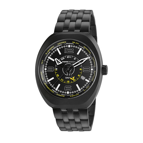 MOMO Design Sport GMT Quartz // MD7001BK-20