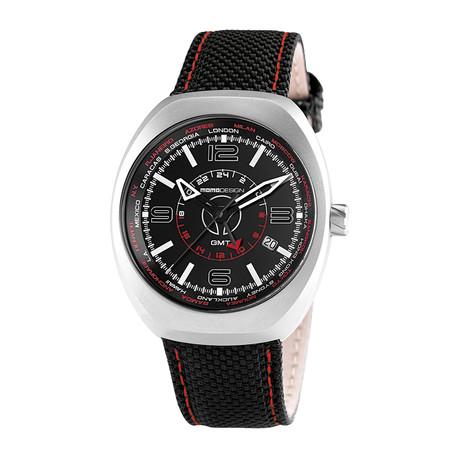 MOMO Design Sport GMT Quartz // MD7001SS-13
