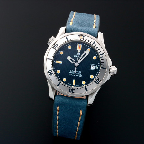 Omega Seamaster Date Quartz // 2562 // Pre-Owned