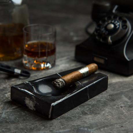 Nero Cigar Ashtray