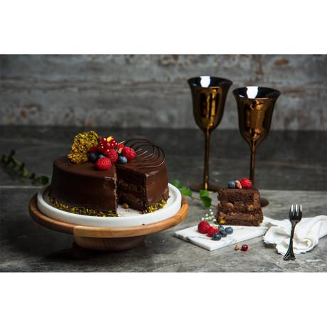Bianco Cake Stand