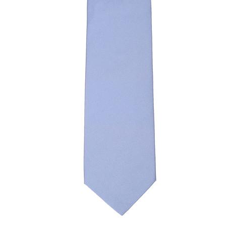 Borelli Napoli // Solid Tie // Baby Blue