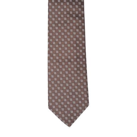 Borelli Napoli // Geometric Tie // Ash