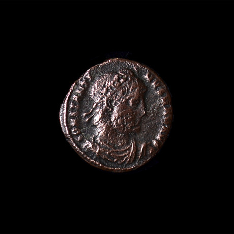 Authentic Roman Coin // Constantine The Great // 306-337 CE // 3