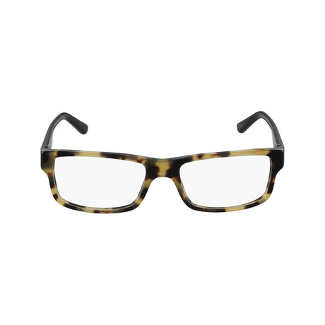 Ray-Ban // Unisex RX5245 Optical Frame // Tortoise + Black