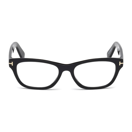 Daniel Unisex Eyeglass Frames // Black