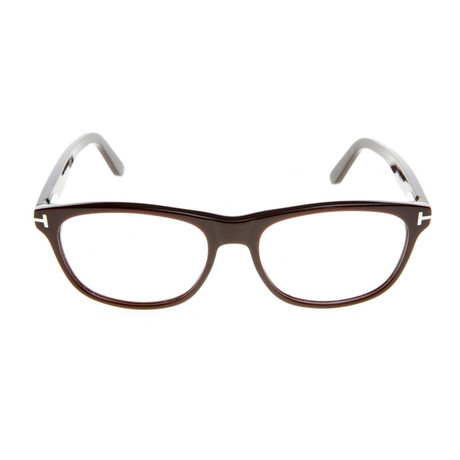 Fred Optical Frames // Shiny Dark Brown