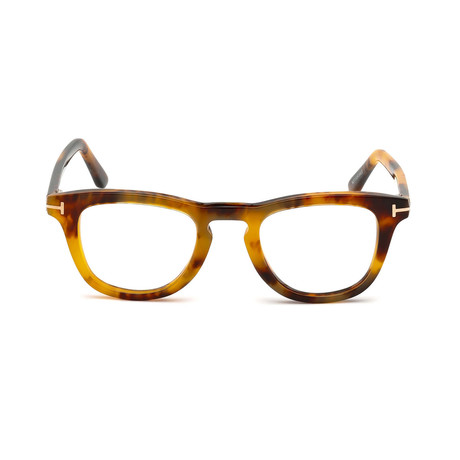 Harry Optical Frames // Colored Havana