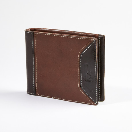 Traveler Premium Leather Wallet