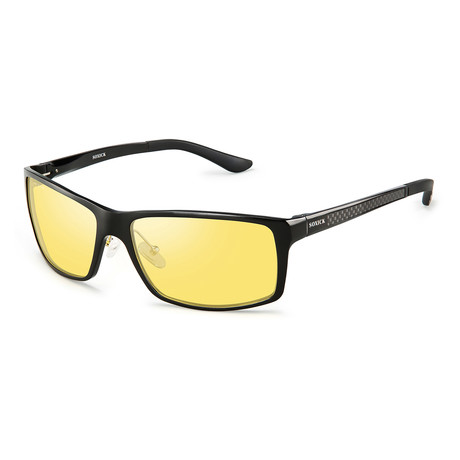 Night Vision Glasses // 888 // Black
