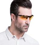 Night Vision Glasses // 3318 // Black