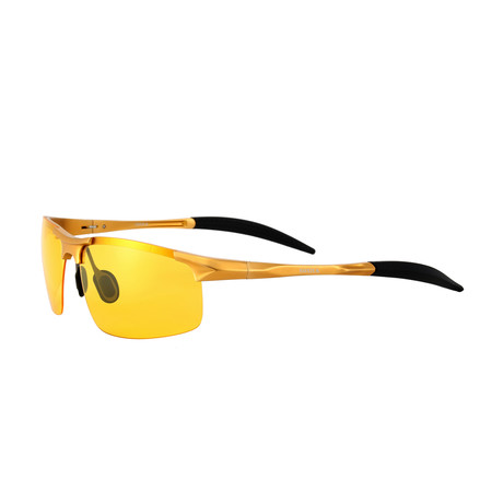 Night Vision Glasses // 3318-1 // Yellow