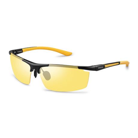 Night Vision Glasses // 3319-3 // Black