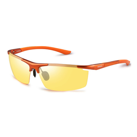 Night Vision Glasses // 3319-4 // Orange