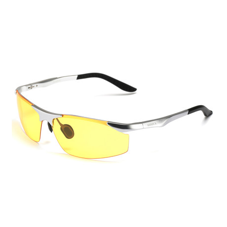 Night Vision Glasses // 3356 // Silver