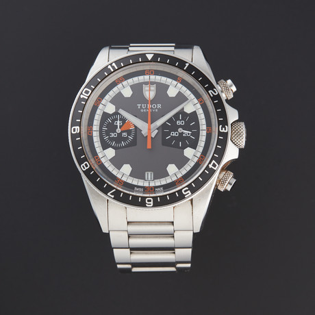 Tudor Heritage Chronograph Automatic // 70330N // Pre-Owned