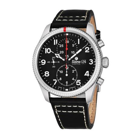 Tutima Chronograph Automatic // 6402-01