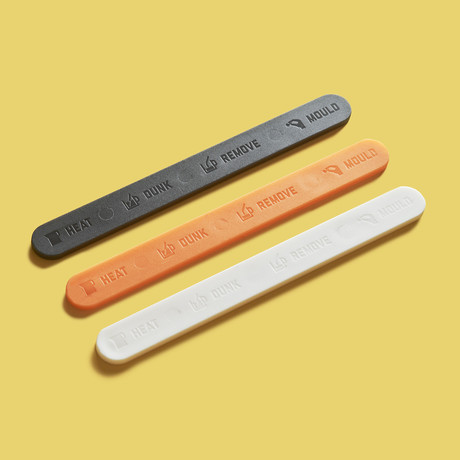 FixIts // 3 Pack Bundle (Black + Orange + White)