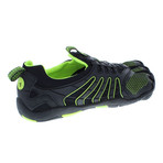 3T Barefoot Hero // Black + Neon Yellow (US: 7)