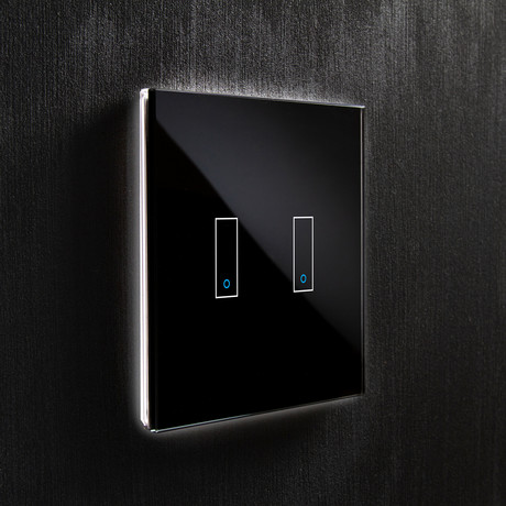 U2 Wi-Fi Smart Light Switch (White)