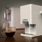 Capsulier Lite // Mess-Free Coffee Capsule Maker