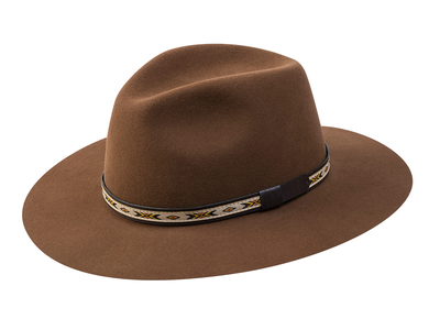 Photo of CLEARANCE: Accessories Curated Accoutrements Southwest Hat // Toffee (S) by Touch Of Modern