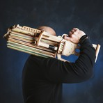 The Ultimate Rubber Band Machine Gun