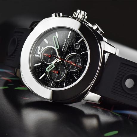 Aragon Parma Galaxy Chronograph Quartz // A159BLK