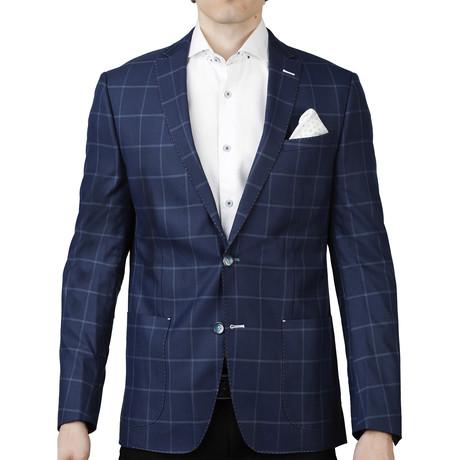 Algebra Style Blazer // Blue (US: 38R)