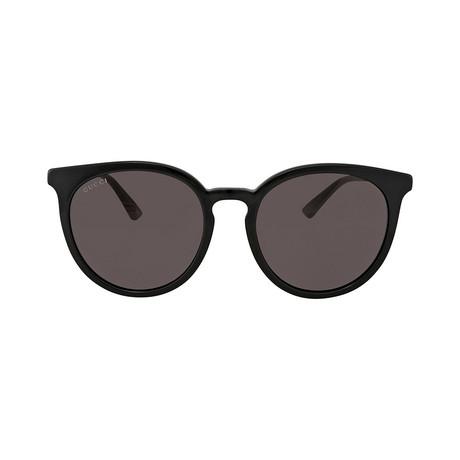 Gucci // Women's GG0064SK-001 Sunglasses // Black + Grey