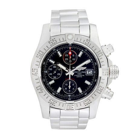 Breitling Avenger II Chronograph Automatic // Pre-Owned