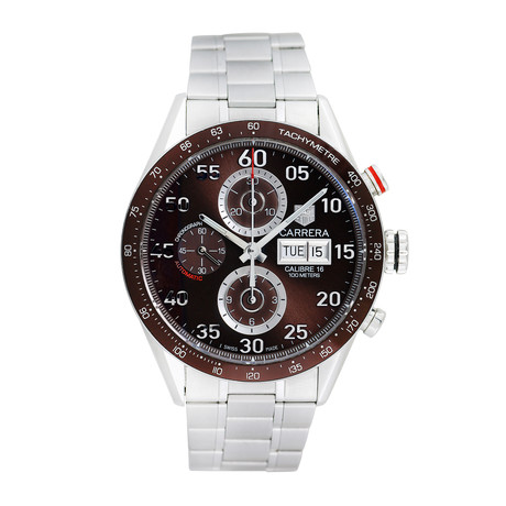 Tag Heuer Carrera Day-Date Chronograph Automatic // Pre-Owned