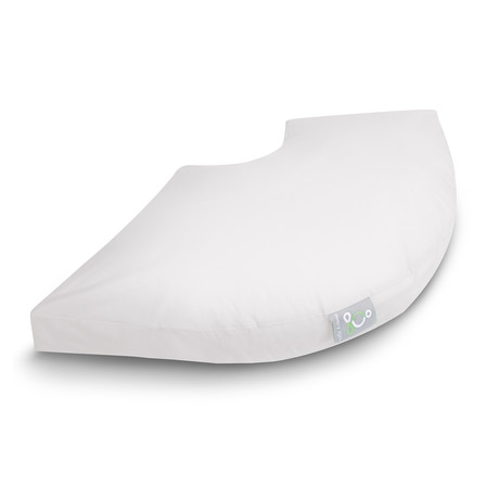 Ultimate Side Sleeper Pillow Cover // 2 Pack (Gray)