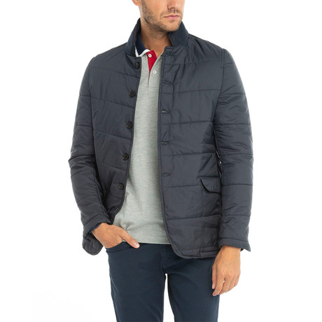Puff Jacket // Navy (3XL)