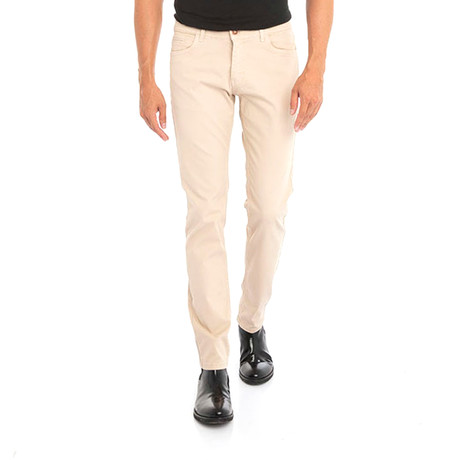 Sam Pants // Beige (30WX32L)