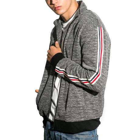 Breda Jacket // Grey (S)