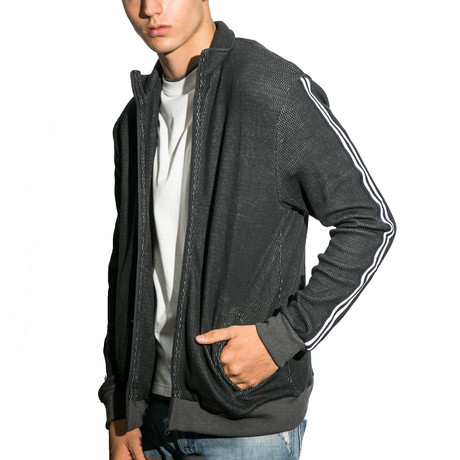 Drachten Jacket // Black (S)