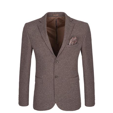 Kymani Blazer Jacket // Mink (S)