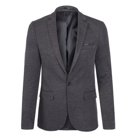 Hal Blazer Jacket // Black (S)