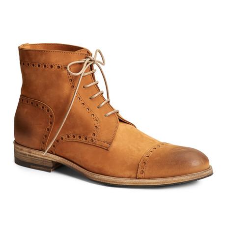Alfeo Boot // Cuoio (US: 7)