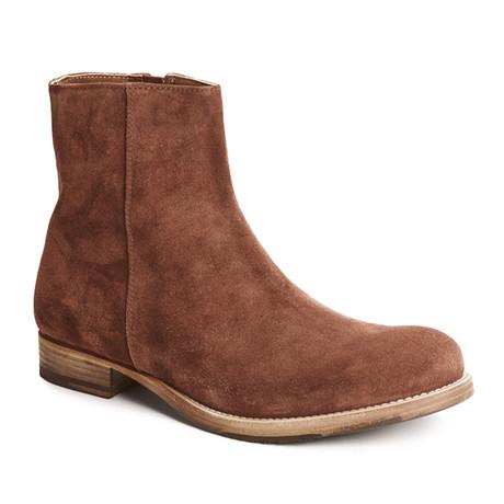 Barto Zip Boot // Espresso (US: 7)