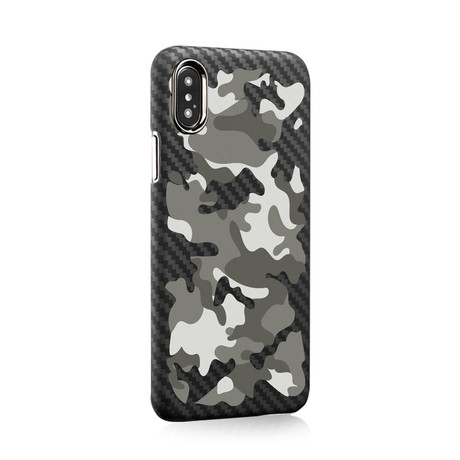 HOVERKOAT Camo Edition // Urban (iPhone XS)