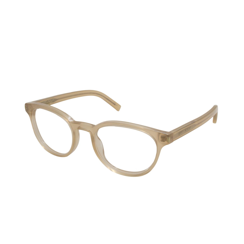 e6ed3a00645 Eb9bdae308ab7f9987f6ead2a969ae79 medium · Yves Saint Laurent // Women's  Acetate Eyeglass Frames ...