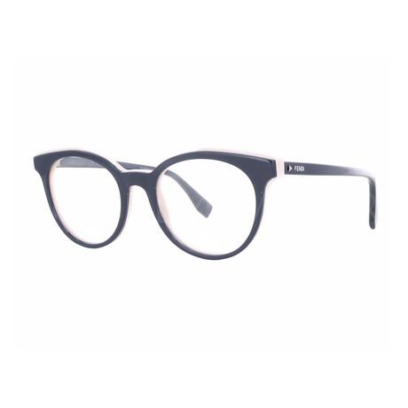 Fendi // Women's FF-0249 Optical Frames // Blue