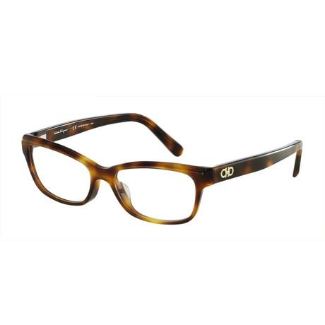 Ferragamo // Women's SF2789 Optical Frames // Tortoise
