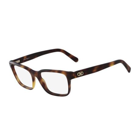 Ferragamo // Women's SF2790 Optical Frames // Tortoise