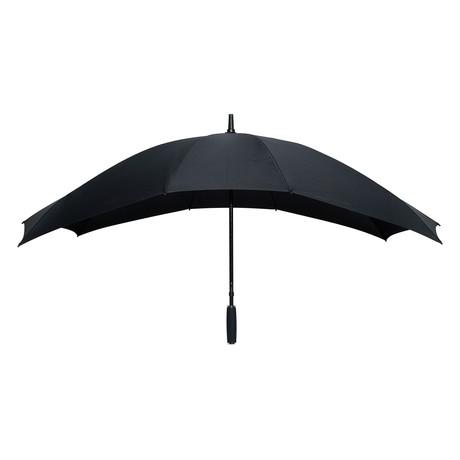 Falcone // Two Person Umbrella // Black