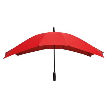 Falcone // Two Person Umbrella // Red