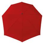 Stormproof Umbrella + Case // 50mph Winds (Red)